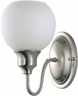 Maxim 1111SWSN Ballord Modern Satin Nickel Wall Lighting