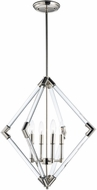 Maxim 16104CLPN Lucent Contemporary Polished Nickel Foyer Lighting