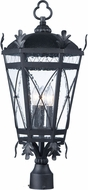 Maxim 20451CDAT Canterbury DC Traditional Artesian Bronze Outdoor Post Lighting