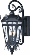Maxim 20455CDAT Canterbury DC Traditional Artesian Bronze Outdoor Light Sconce