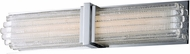 Maxim 20834CLPN Unity Contemporary Polished Nickel LED 24  Bath Sconce