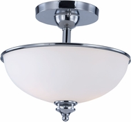 Maxim 21583SWPC Novus Polished Chrome Ceiling Lighting Fixture