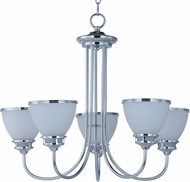Maxim 21585SWPC Novus Polished Chrome Chandelier Light