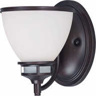 Maxim 21591SWOI Novus Oil Rubbed Bronze Wall Light Sconce