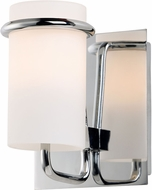 Maxim 22021SWPC Avant Contemporary Polished Chrome Xenon Wall Mounted Lamp