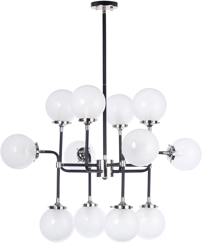 Maxim 24727wtbkpn atom modern black polished nickel chandelier maxim 24727wtbkpn atom modern black polished nickel chandelier lighting loading zoom arubaitofo Choice Image