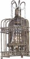 Maxim 26009ATR Gisele Traditional Antique Terra Wall Mounted Lamp