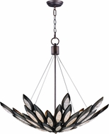 Maxim 26316ICBRB Lotus Modern Burnished Bronze Xenon Pendant Hanging Light