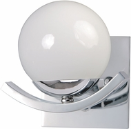 Maxim 27551WTPC Motion Contemporary Polished Chrome Xenon Wall Lighting
