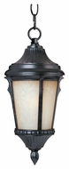 Maxim 3018LTES Odessa DC Traditional Espresso 19  Tall Outdoor Pendant Light Fixture