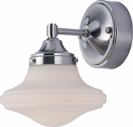 Maxim 30242SWSN New School Modern Satin Nickel LED Lamp Sconce