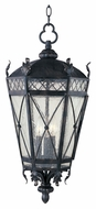 Maxim 30459CDAT Canterbury Mediterranean Artesian Bronze 21  Tall Outdoor Pendant Hanging Light