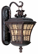 Maxim 30493ASOI Orleans Traditional Oil Rubbed Bronze 8  Wide Exterior Wall Sconce Light