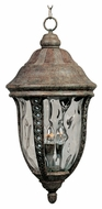 Maxim 3111WGET Whittier DC Traditional Earth Tone 25  Tall Outdoor Drop Ceiling Lighting