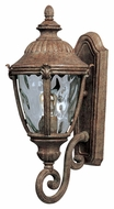 Maxim 3184WGET Morrow Bay Traditional DC Earth Tone 20  Tall Outdoor Wall Light Sconce