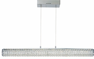 Maxim 32507BCPC Meteor Polished Chrome LED Island Lighting