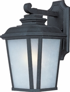 Maxim 3343WFBO Radcliffe Traditional Black Oxide Exterior Wall Sconce Lighting