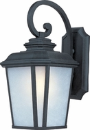 Maxim 3346WFBO Radcliffe Traditional Black Oxide Exterior Wall Light Sconce