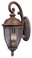 Maxim 3465CDSE Knob Hill DC Traditional Sienna 24.5  Tall Outdoor Lighting Sconce