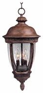 Maxim 3468CDSE Knob Hill DC Traditional Sienna 26.5  Tall Outdoor Drop Lighting Fixture