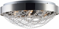 Maxim 35081BCPN Lace Polished Nickel Xenon Ceiling Light Fixture