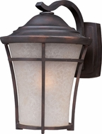 Maxim 3804LACO Balboa DC Copper Oxide Exterior Wall Light Sconce