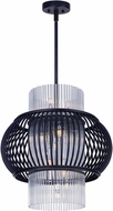 Maxim 38386CLAR Aviary Modern Anthracite LED Pendant Light