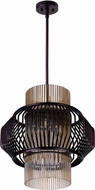 Maxim 38486CGOI Aviary Modern Oil Rubbed Bronze LED Pendant Light Fixture