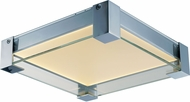 Maxim 39628CLPC Vista Modern Polished Chrome LED Ceiling Lighting