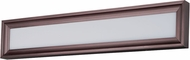 Maxim 39666WTBRZ Rembrant Anodized Bronze LED 30  Light Sconce