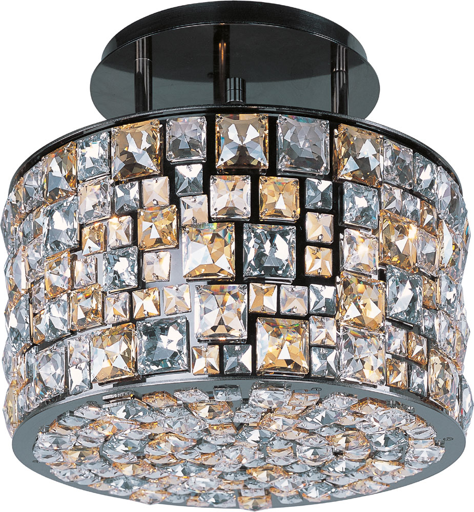Xenon Ceiling Lights : Maxim jclb fifth avenue modern luster bronze xenon