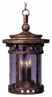 Maxim 40039CDSE Santa Barbara VX Traditional Sienna 19.5  Tall Outdoor Pendant Light