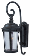 Maxim 40093CDBZ Dover VX Traditional Bronze 19.5  Tall Outdoor Wall Light Sconce