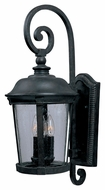 Maxim 40095CDBZ Dover VX Traditional Bronze 31.5  Tall Outdoor Wall Sconce