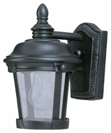 Maxim 40096CDBZ Dover VX Traditional Bronze 6.5  Wide Exterior Wall Lamp
