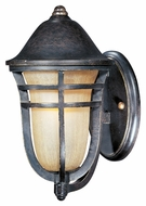 Maxim 40102MCAT Westport VX Artesian Bronze 12  Tall Outdoor Wall Lighting
