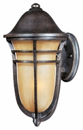 Maxim 40103MCAT Westport VX Artesian Bronze 9  Wide Exterior Sconce Lighting