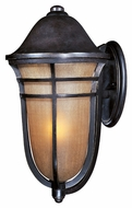 Maxim 40105MCAT Westport VX Artesian Bronze 13  Wide Exterior Lighting Sconce