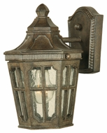 Maxim 40152CDSE Beacon Hill VX Traditional Sienna 7  Wide Exterior Wall Lamp
