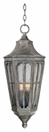 Maxim 40157CDSE Beacon Hill VX Traditional Sienna 12.5  Wide Exterior Pendant Light Fixture
