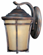 Maxim 40163GFCO Balboa VX Copper Oxide 11.5  Tall Outdoor Lamp Sconce