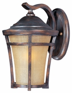 Maxim 40164GFCO Balboa VX Copper Oxide 10  Wide Exterior Wall Sconce Lighting