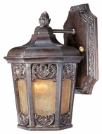 Maxim 40172NSCU Lexington VX Traditional Colonial Umber 7.5  Wide Exterior Lighting Wall Sconce