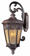Maxim 40175NSCU Lexington VX Traditional Colonial Umber 30.5  Tall Outdoor Wall Mounted Lamp