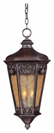 Maxim 40177NSCU Lexington VX Traditional Colonial Umber 13.5  Wide Exterior Hanging Pendant Lighting