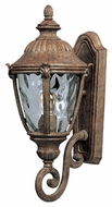 Maxim 40284WGET Morrow Bay VX Traditional Earth Tone 20  Tall Outdoor Wall Lighting Fixture