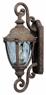 Maxim 40287WGET Morrow Bay VX Traditional Earth Tone 22  Tall Outdoor Wall Sconce Light