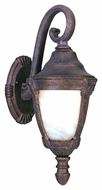 Maxim 4033MREB Wakefield DC Traditional Empire Bronze 8  Wide Exterior Sconce Lighting