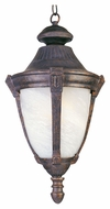 Maxim 4038MREB Wakefield DC Traditional Empire Bronze 13  Wide Exterior Ceiling Light Pendant