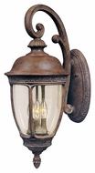 Maxim 40465CDSE Knob Hill VX Traditional Sienna 24.5  Tall Outdoor Wall Mounted Lamp